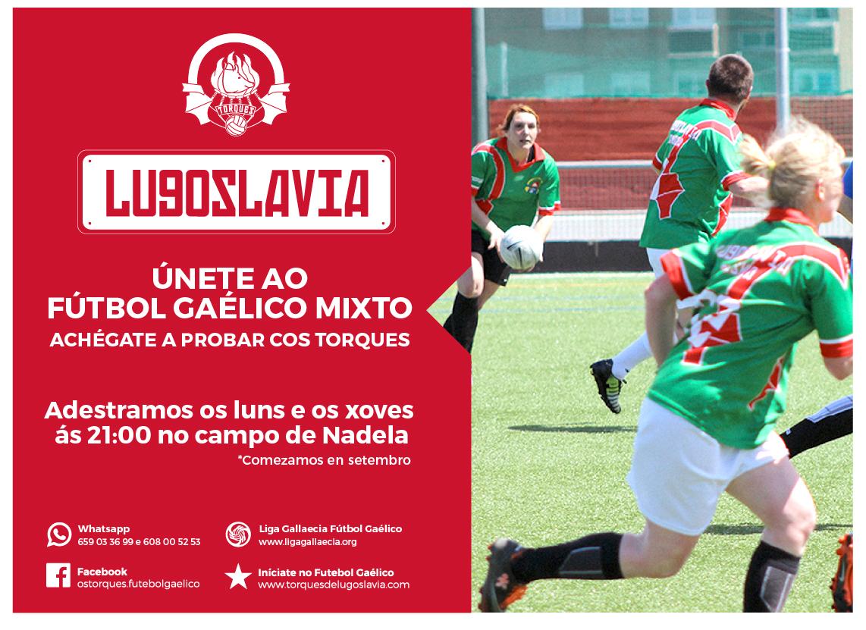 Fútbol Gaélico Mixto